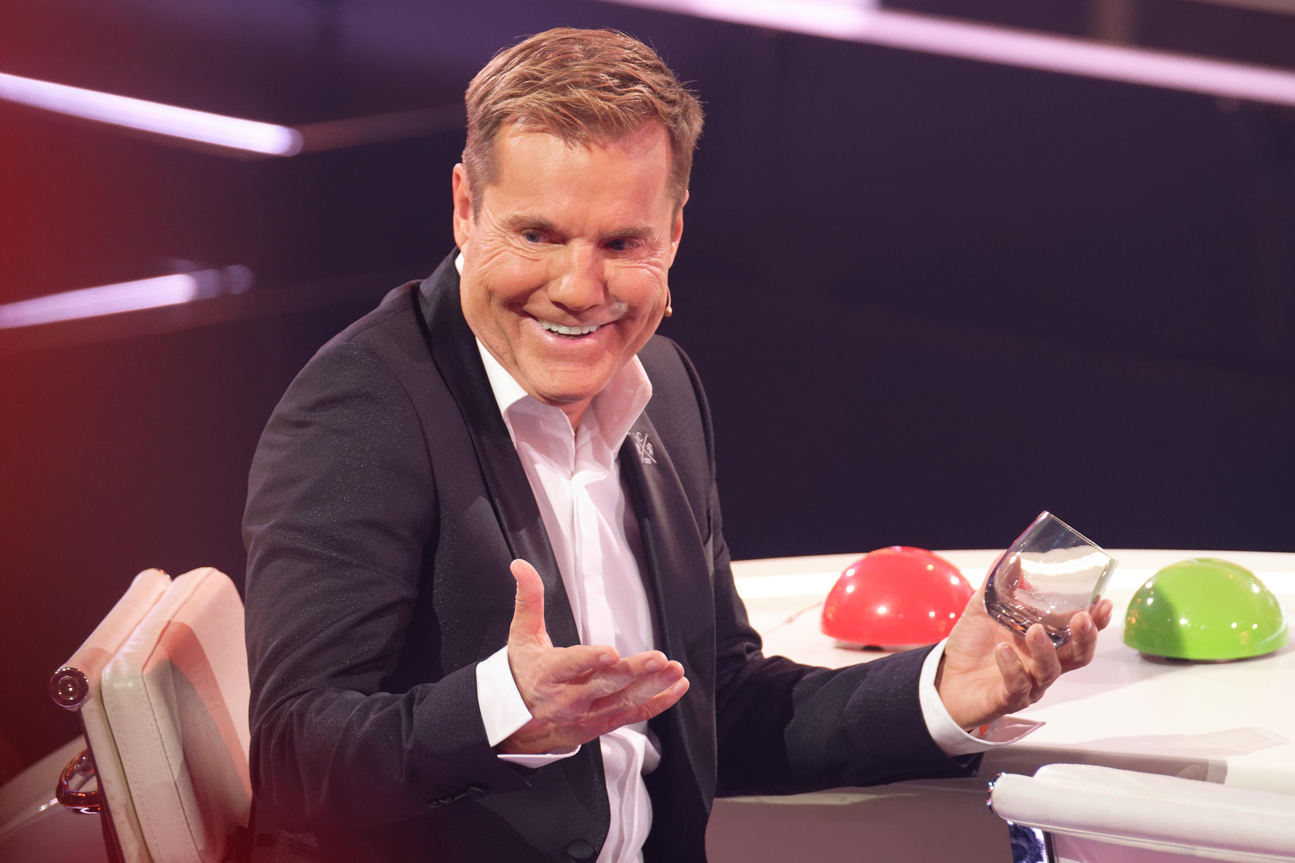 Tot sohn dieter bohlen Dieter Bohlen: