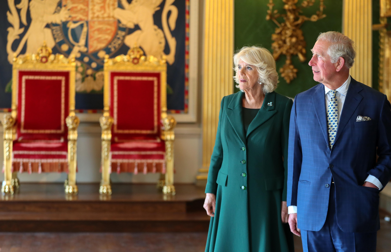Prinz Charles und Camilla