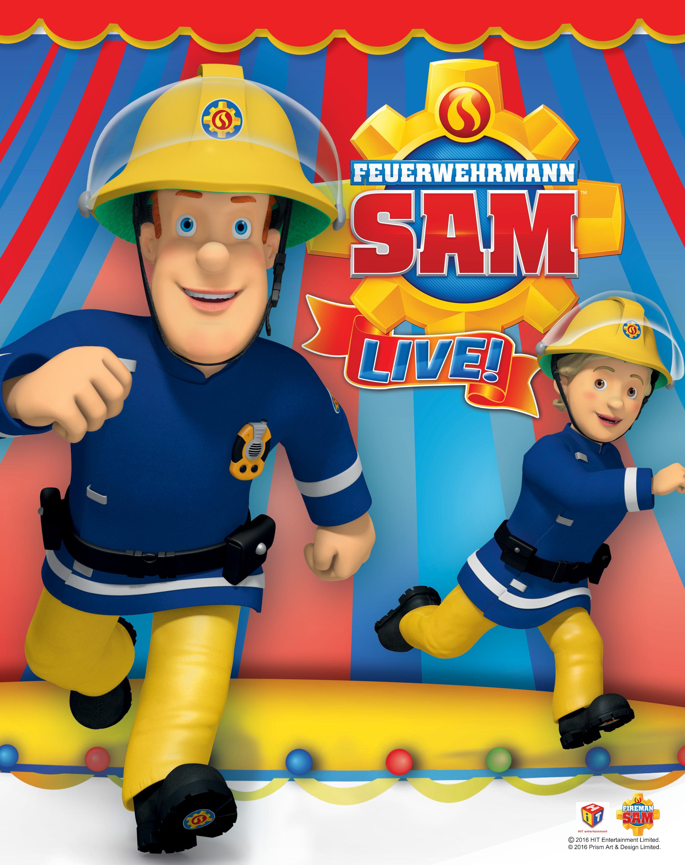 Feuerwehmann Sam