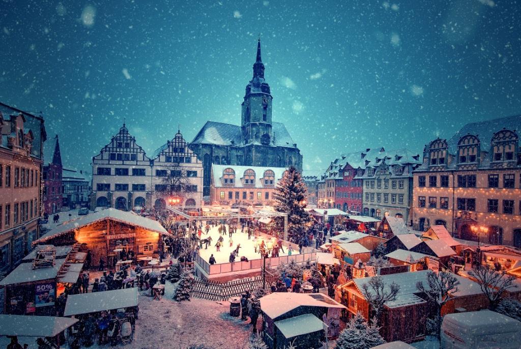 Naumburger Weihnachtsmarkt.Naumburg Im Advent Radio Saw