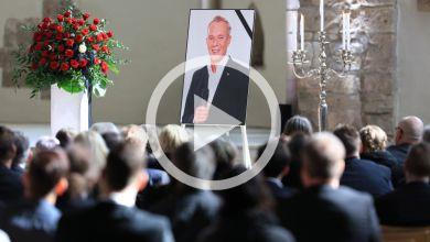 Trauerfeier Volker Haidt