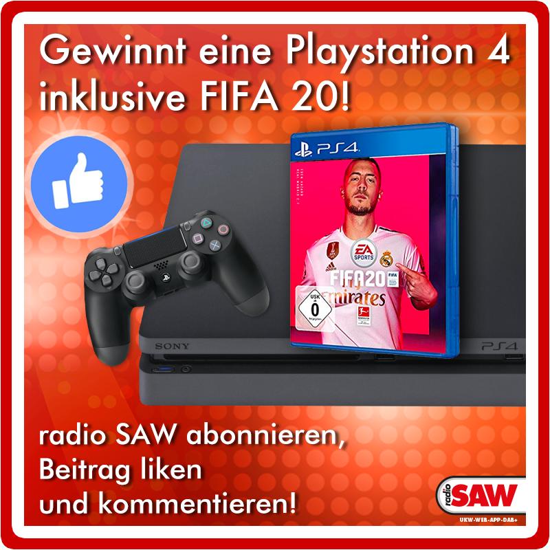 Gewinnspiel Playstation
