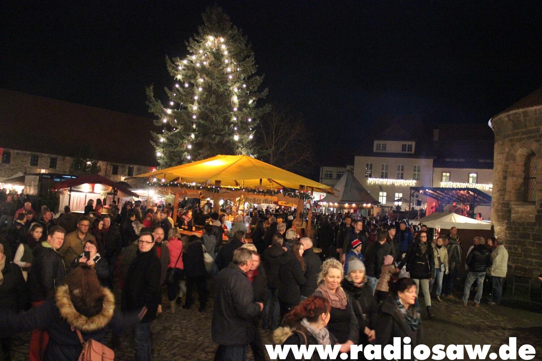 Querfurt Weihnachtsmarkt.Querfurter Weihnachtsmarkt Radio Saw