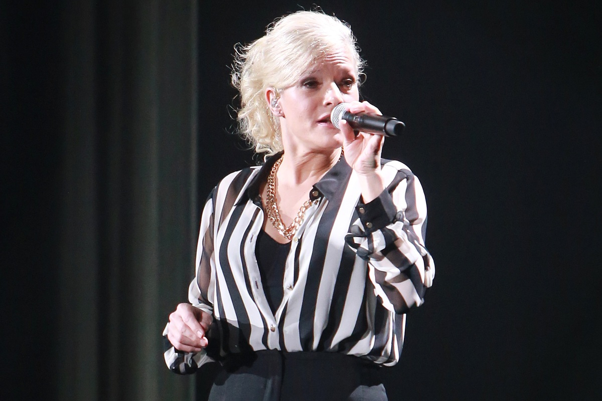 Ina Müller in Magdeburg