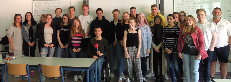 Klasse übersetzt! in Salzgitter