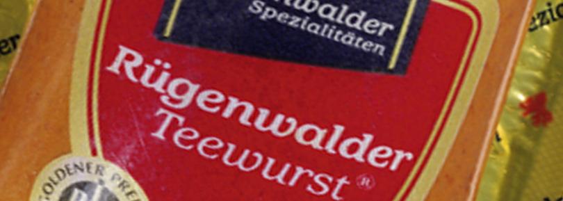 Rückruf Rügenwalder Teewurst Radio Saw