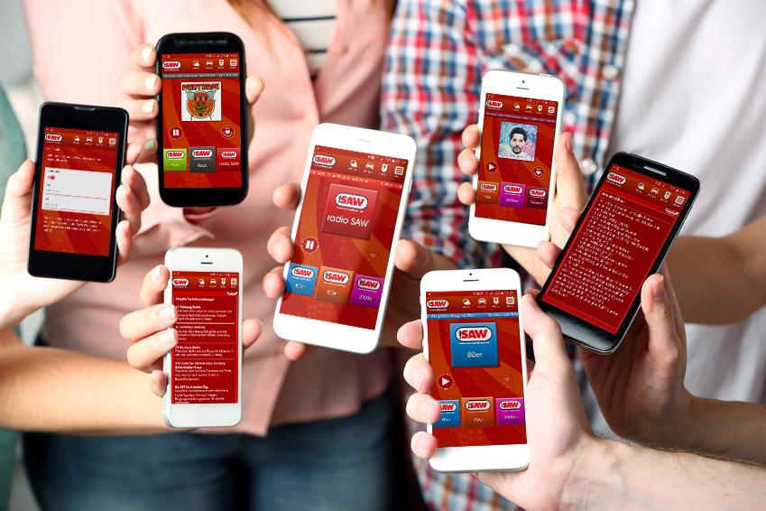radio SAW App 4.0