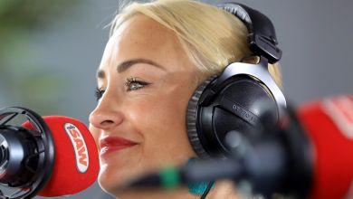 Sarah Connor 2019 im Funkhaus von radio SAW