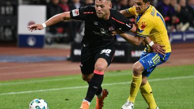1. FC Nürnberg - Eintracht Braunschweig