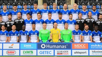 1. FC Magdeburg - Mannschaft 2021/22