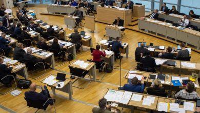 Der Landtag von Sachsen-Anhalt