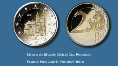 2-Euro-Gedenkmünzen