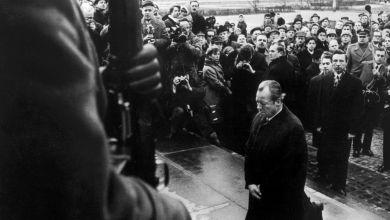 50 Jahre Kniefall Brandts in Warschau