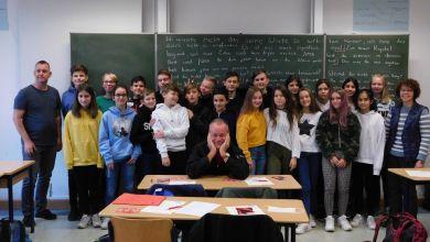 Klasse übersetzt in Salzwedel