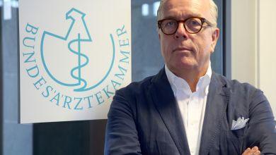 Klaus Reinhardt, Präsident der Bundesärztekammer