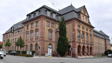 Amtsgerichts in Weimar