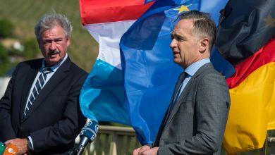 Außenminister Maas reist nach Luxemburg