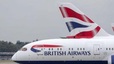 Flugverbot Großbritannien