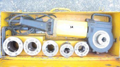 Geklaute Werkzeuge sichergestellt