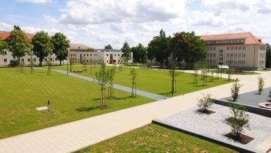 Campus FH Aschersleben Fachhochschule Polizei