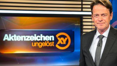 Rudi Cerne, Moderator von Aktenzeichen XY ungelöst