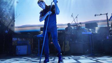 Coldplay Sänger Chris Martin