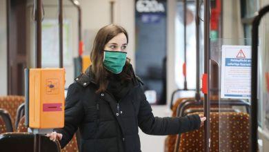 Mund-Nasen-Schutz-Pflicht ab 06.04.2020 in Jena