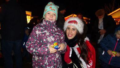 Weihnachtsengel in Bad Dürrenberg