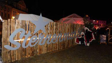 Weihnachtsengel in Haldensleben