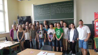 Klasse übersetzt in Stendal