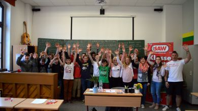 Klasse übersetzt in Halberstadt