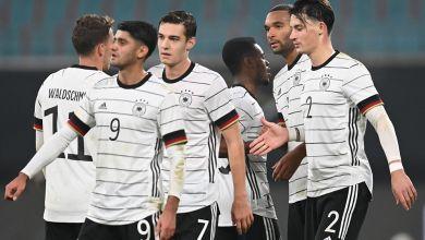 Länderspiel Deutschland - Tschechien