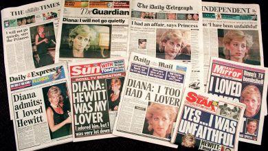 Diana-Interview - BBC-Untersuchung