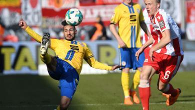 Eintracht Braunschweig - Union Berlin