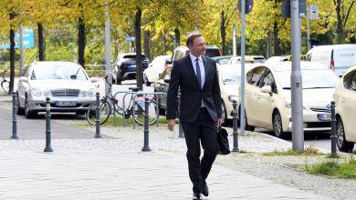 FDP-Bundesvorstandssitzung