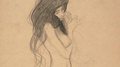 """Gustav Klimt - """"Die drei Grogonen"""""""