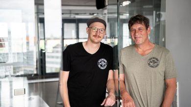 Moritz Tetzlaff und Martin Brettschneider
