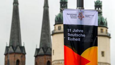 Einheitsexpo in Halle (Saale)
