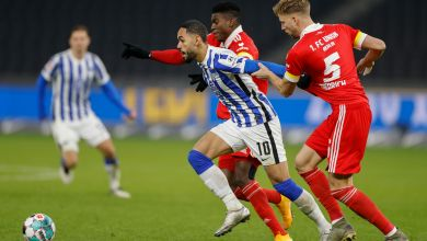 Hertha BSC - Union Berlin