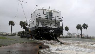 Verwüstung nach Hurrikan Michael