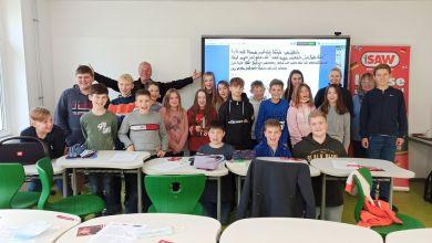 Klasse übersetzt in Gröningen