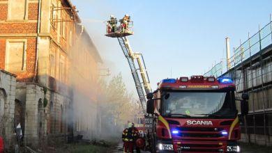 Zwei Jugendliche als Brandstifter vermutet
