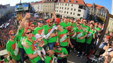 SC Magdeburg Pokalsieg