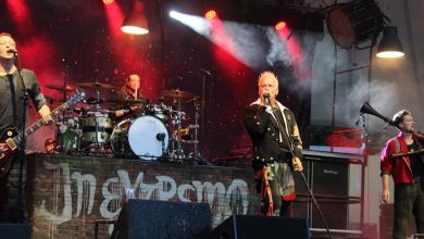 In Extremo live in Halle (Saale)