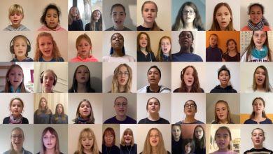 Chor-Video der Kindersingakademie
