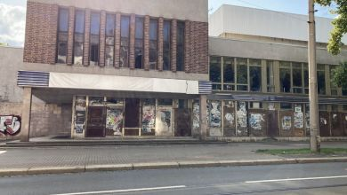 Ehemaliges Klubhaus Halberstadt