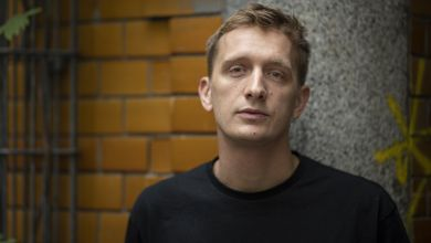 Kraftklub-Sänger Felix Kummer