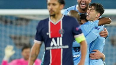 Manchester City - Paris St. Germain