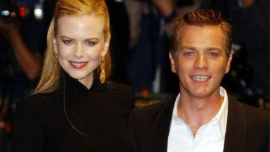 Nicole Kidman und Ewan McGegor