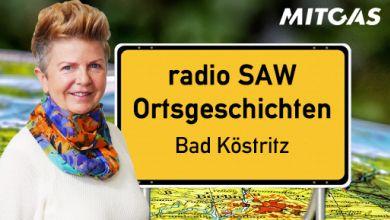 Ortsgeschichten: Bad Köstritz